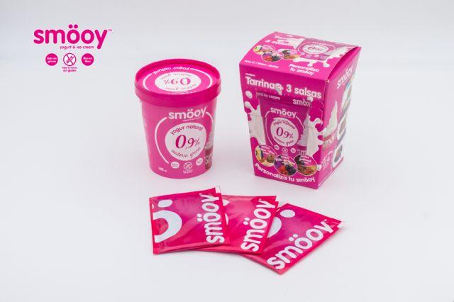 Smöoy introduce su tarrina de yogur helado en el canal retail - 1, Foto 1