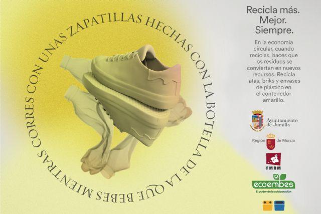 El Ayuntamiento y Ecoembes ponen en marcha la campaña El Mundo para transmitir la importancia de la economía circular - 1, Foto 1