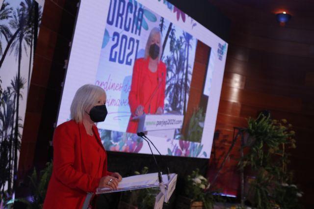 El Ayuntamiento de Murcia apuesta por la sostenibilidad y la naturaleza urbana con el Congreso Internacional PARJAP 2021 - 1, Foto 1
