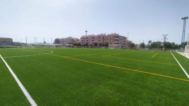 Nuevos campos de fútbol en San José de la Vega y Los Ramos - 1, Foto 1