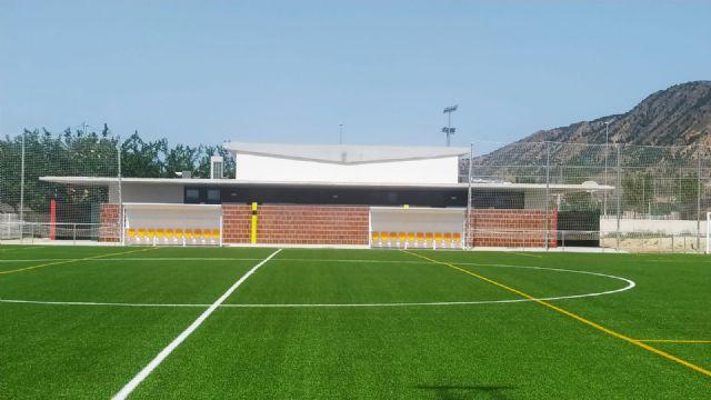 Nuevos campos de fútbol en San José de la Vega y Los Ramos - 2, Foto 2