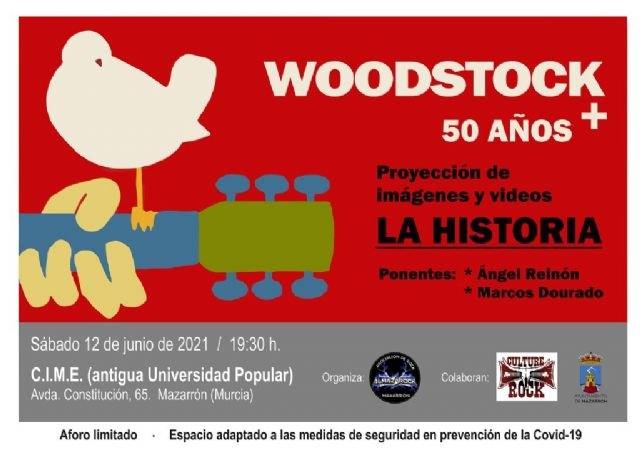 Almazarock, junto a Culture Rock de Totana, rendirán homenaje al famoso Festival Woodstock, Foto 2