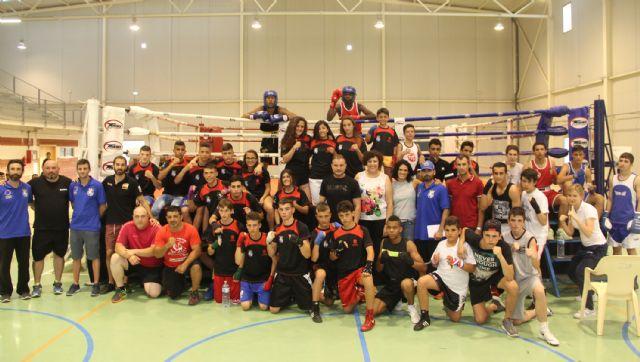 Puerto Lumbreras acoge el primer evento Boxtalent - 1, Foto 1