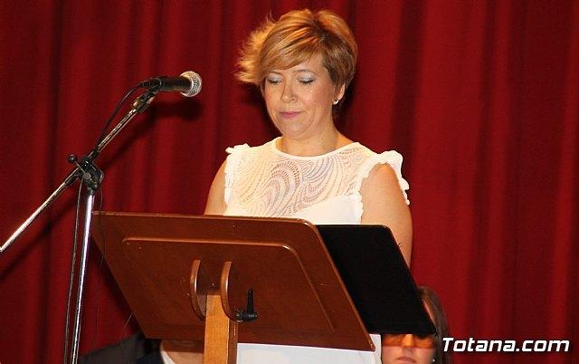Discurso de Gertrudis María Ruiz Tudela (PSOE) en el Pleno extraordinario de toma de posesión del nuevo alcalde, Andrés García, Foto 1