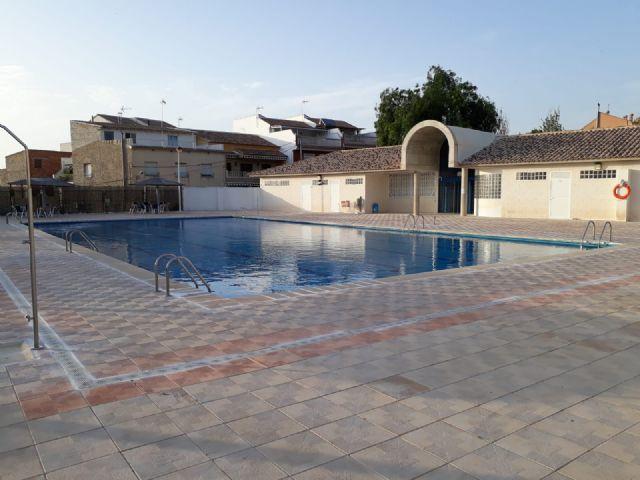 Este miércoles 27 de junio se abre al público la piscina municipal para disfrutar del Verano 2018 en Pliego - 1, Foto 1