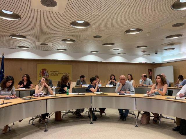 El concejal de Proyectos Europeos participa en las Jornadas Presente y Futuro del Eje Urbano - 1, Foto 1