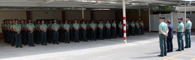 La Guardia Civil incorpora 95 nuevos efectivos a la Región de Murcia, Foto 3