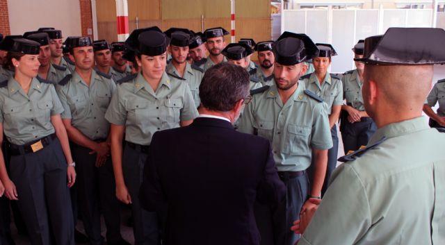 La Guardia Civil incorpora 95 nuevos efectivos a la Región de Murcia, Foto 4