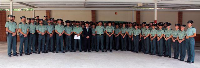 La Guardia Civil incorpora 95 nuevos efectivos a la Región de Murcia, Foto 5