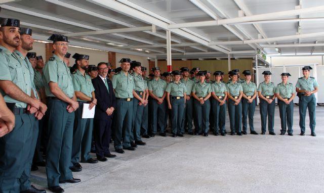 La Guardia Civil incorpora 95 nuevos efectivos a la Región de Murcia, Foto 6