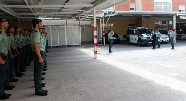 La Guardia Civil incorpora 95 nuevos efectivos a la Región de Murcia, Foto 7