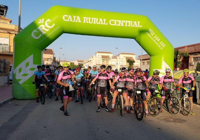 Éxito de participación en la X Vuelta al Mar Menor-Calblanque que incluyó por primera vez a los ciclistas junior - 1, Foto 1