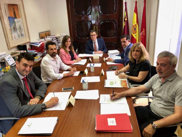 El 1 de julio se celebrará el primer Pleno del mandato 2019-2023 del Ayuntamiento de Murcia - 1, Foto 1