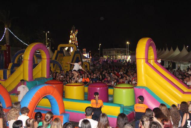 El mago 'Sim Saladín' de Drilo y su pandilla visita las fiestas de San Pedro del Pinatar - 3, Foto 3