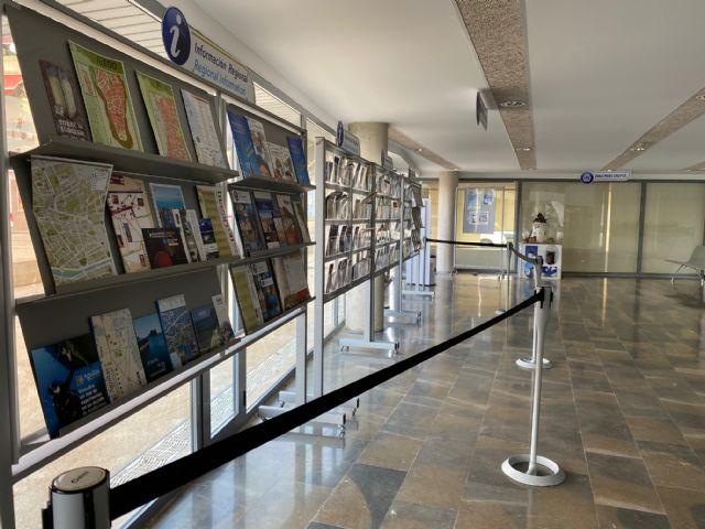 La Oficina de Turismo de Torre Pacheco vuelve a abrir sus puertas al público - 1, Foto 1