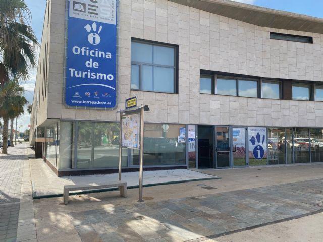 La Oficina de Turismo de Torre Pacheco vuelve a abrir sus puertas al público - 2, Foto 2