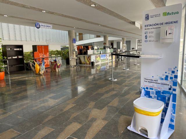 La Oficina de Turismo de Torre Pacheco vuelve a abrir sus puertas al público - 3, Foto 3