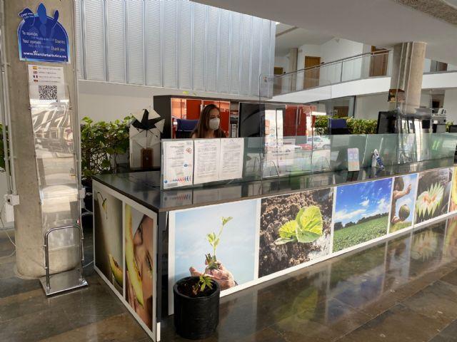 La Oficina de Turismo de Torre Pacheco vuelve a abrir sus puertas al público - 4, Foto 4