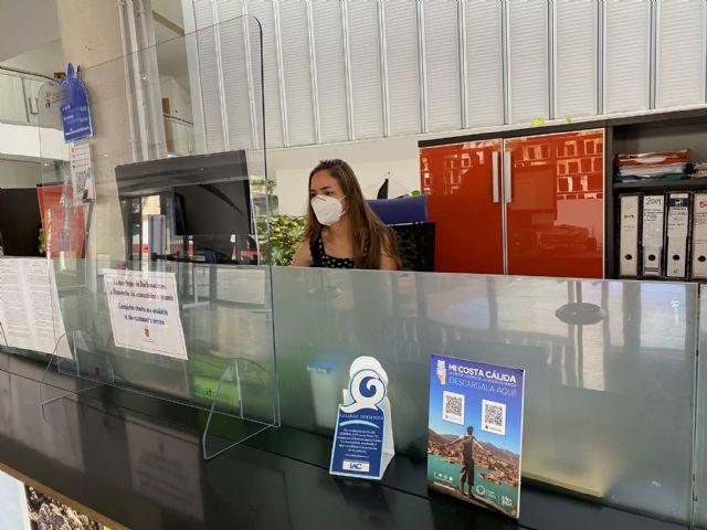 La Oficina de Turismo de Torre Pacheco vuelve a abrir sus puertas al público - 5, Foto 5