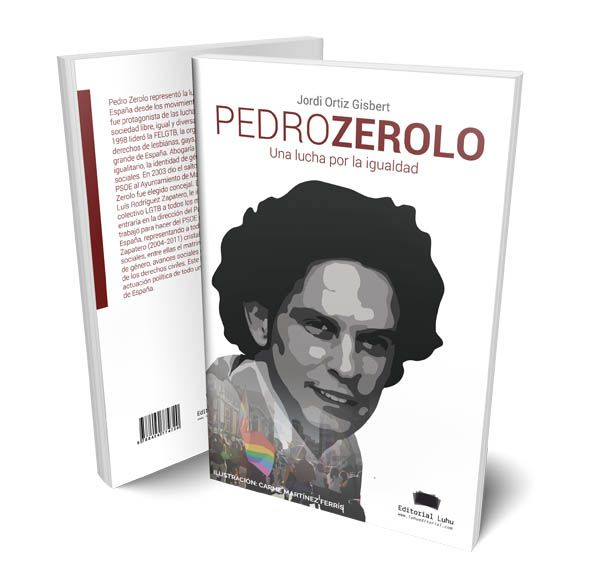 Jordi Ortiz Gisbert presenta el libro Pedro Zerolo. Una lucha por la igualdad el martes 30 de junio en Molina de Segura - 1, Foto 1