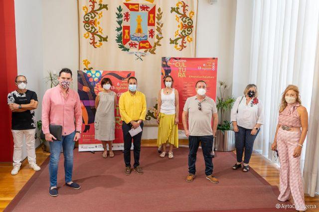 Cartagena es Cultura, un programa de cine, música, teatro, danza y circo para las noches de verano, organizado por el Ayuntamiento - 1, Foto 1