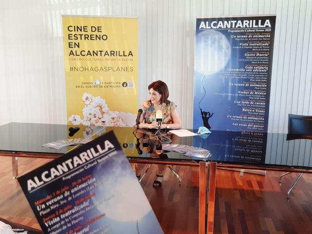 Alcantarilla programa espectáculos infantiles, musicales y teatro al aire libre para animar las noches de verano - 3, Foto 3