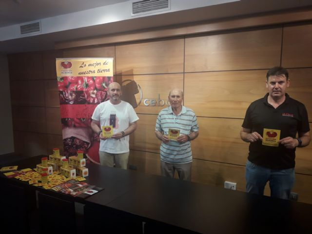 The Regulatory Council of the Paprika of Murcia collaborates with the hospitality of Totanera, Foto 1