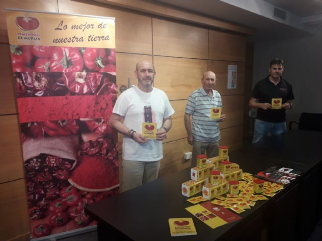 The Regulatory Council of the Paprika of Murcia collaborates with the hospitality of Totanera, Foto 4