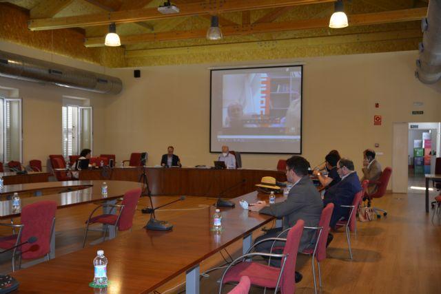 José Pérez Conesa y Esperanza Ruiz Rocamora toman posesión como vocales del Consejo Social de la UPCT - 2, Foto 2
