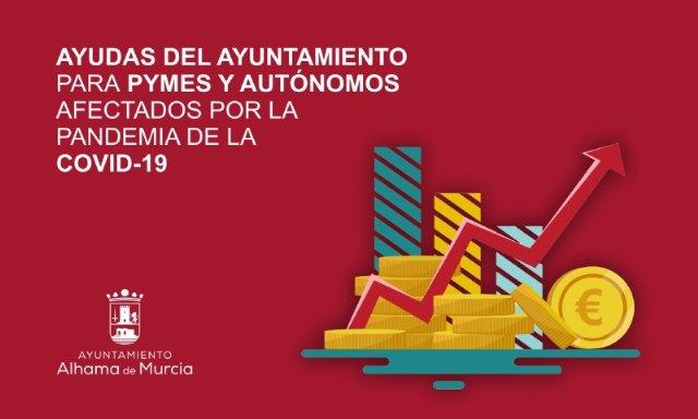 Las ayudas del Ayuntamiento a pymes y autónomos por la crisis de la Covid-19 ya superan los 93.000 euros - 1, Foto 1