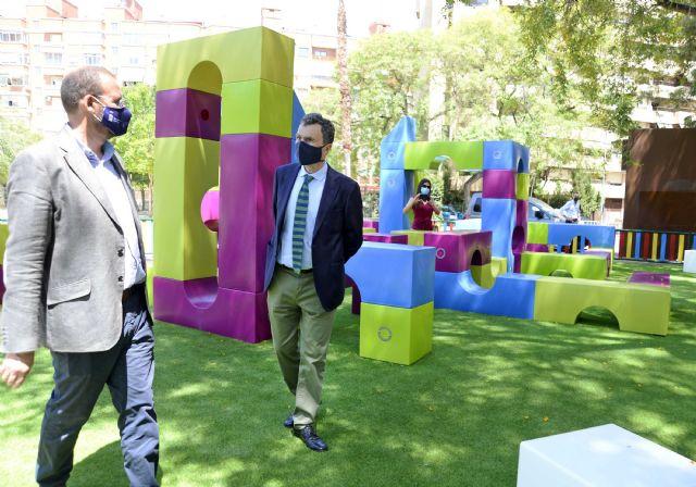 El Jardín de la Fama estrena dos zonas infantiles de 1.000 m2 que dan continuidad al eje peatonal de Alfonso X El Sabio - 2, Foto 2