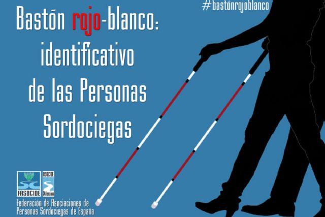 El Ayuntamiento de Cartagena se adhiere al manifiesto por el Día Internacional de las Personas Sordociegas - 1, Foto 1