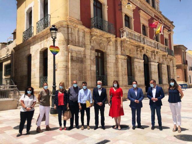 Ayuntamiento y Comunidad Autónoma trabajarán para coordinar y compartir la residencia ´El Peñasco´, Foto 4