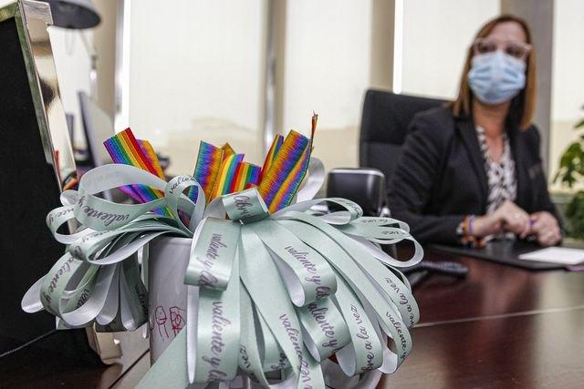 Isabel Franco y sus firmes objetivos LGTBI - 2, Foto 2