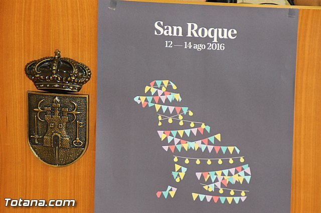Las tradicionales fiestas del barrio de San Roque se celebran este próximo fin de semana del 12 al 14 de agosto; con un atractivo programa musical, Foto 3