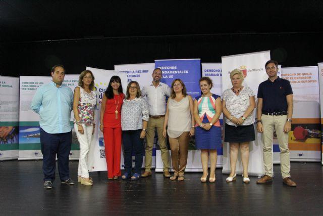Exposición Derechos fundamentales de la Unión Europea en San Pedro del Pinatar - 1, Foto 1