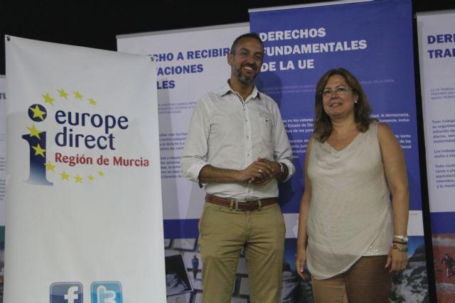 Exposición Derechos fundamentales de la Unión Europea en San Pedro del Pinatar - 2, Foto 2
