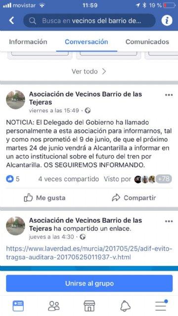 El PP denuncia que el Delegado del Gobierno del PSOE acude a Alcantarilla a vender humo - 1, Foto 1