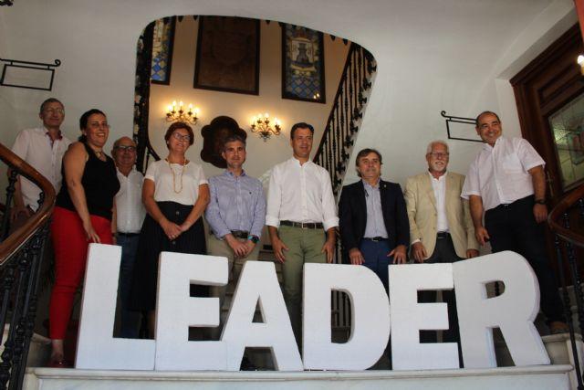 Presentados los proyectos públicos Leader del Grupo de Acción Local del Nordeste - 2, Foto 2