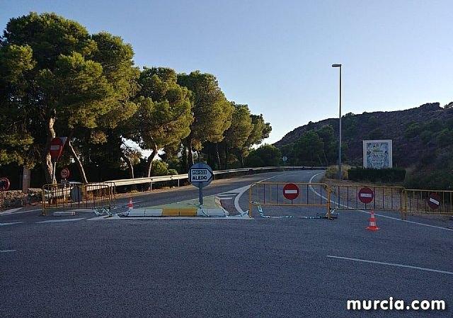 Los vecinos de Aledo pueden acceder a Totana y la autovía A7 por el desvío del Jumero hasta el Ángel - 2, Foto 2