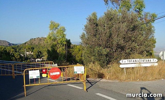 Los vecinos de Aledo pueden acceder a Totana y la autovía A7 por el desvío del Jumero hasta el Ángel - 3, Foto 3