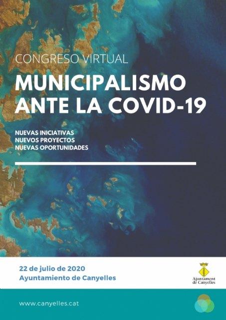 Alhama, referente ante la crisis en el Congreso Virtual Municipalismo y Covid-19, Foto 1