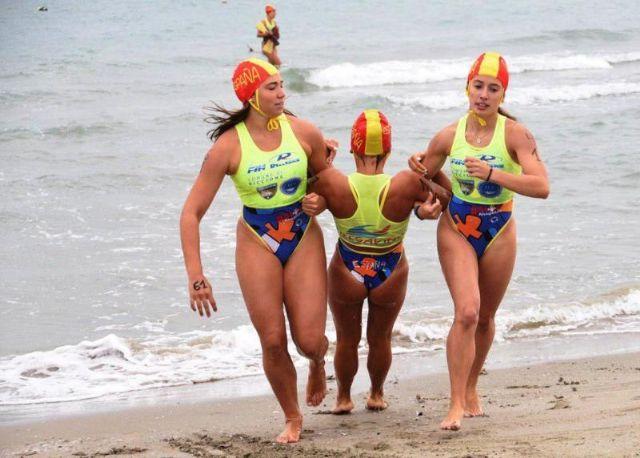 Dieciséis socorristas juniors y absolutos convocados a la concentración de playa de cara al Europeo de Castellón - 1, Foto 1