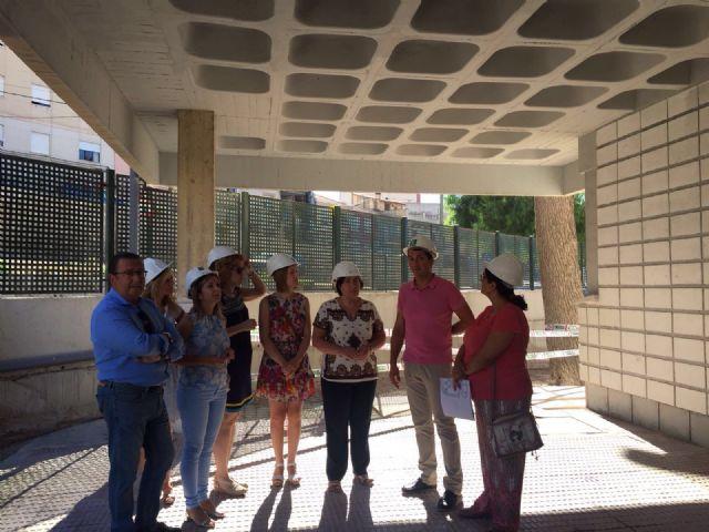 Rehabilitación del módulo de primaria del CEIP Don José Marín de Cieza - 1, Foto 1