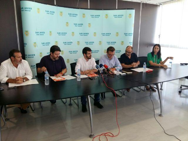 Ciudadanos (C´s) San Javier exige que se depuren responsabilidades por el vertido de aguas fecales producido en La Manga - 1, Foto 1