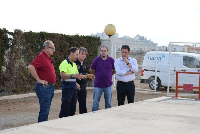 El ayuntamiento se prepara ante el aviso de la AEMET por lluvias de hasta 40 litros por metro cuadrado - 2, Foto 2