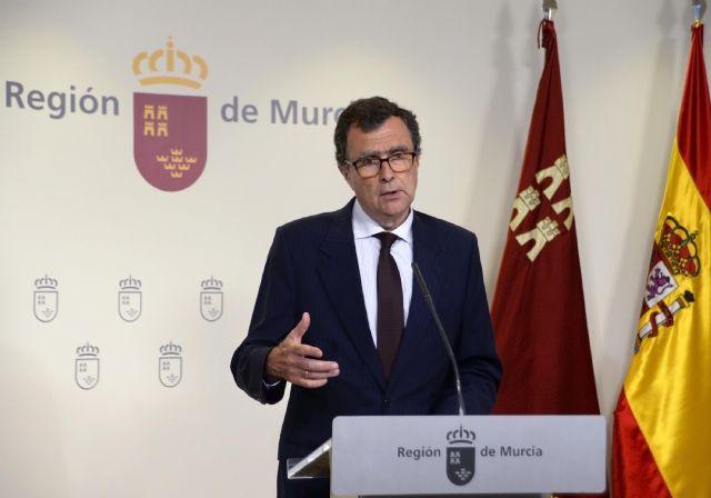 Ballesta reivindica mayor financiación para Murcia, una capital joven y en continua expansión de la España que se llena - 1, Foto 1