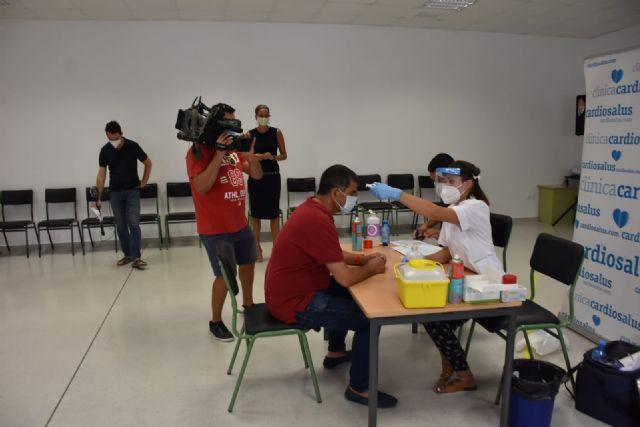 Comienzan los test de detección de COVID19 a docentes incluidos en la campaña 'Archena Cole Seguro' - 2, Foto 2