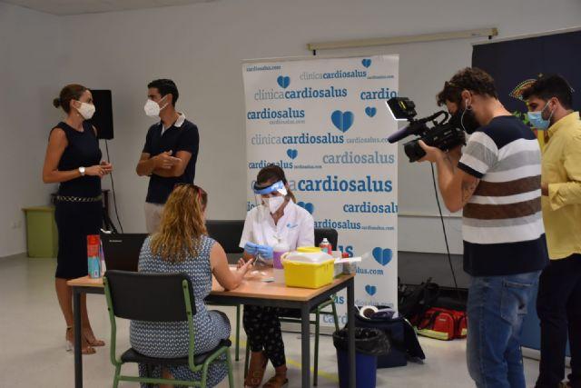 Comienzan los test de detección de COVID19 a docentes incluidos en la campaña 'Archena Cole Seguro' - 3, Foto 3