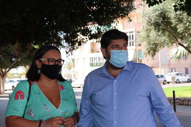 El PP agradece a la alcaldesa que participe en las reuniones técnicas impulsadas por el comité de seguimiento del COVID del Gobierno de López Miras - 1, Foto 1